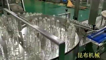昆布包装机 胡椒粉瓶装生产线