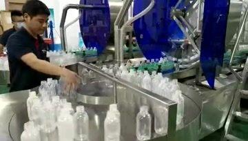 昆布包装机 网红摇摇瓶小胖瓶 代餐奶昔生产线
